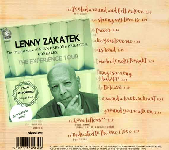 Love Letters back cover